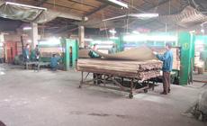江南绿野生产车间材料间