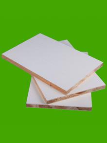 杉木芯生态板(暖白压花)
